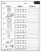 Consonant Blend Phonics Worksheets