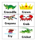 Consonant Blend Picture Cards