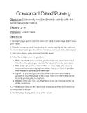Consonant Blend Rummy Game