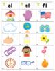 Consonant Blend Sorts Word Study