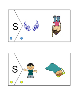 Consonant Blends! A Visual and Tactile Puzzle Game for Phonological Processes