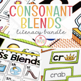 PHONICS CONSONANT BLENDS BUNDLE