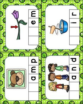 Consonant Blends Beginning with S