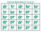Consonant Blends Bingo (pr, dr, tr, br)