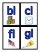 Consonant Blends Bundle  (Word Work, Word Building)