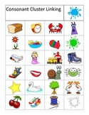 Consonant Blends Charts and Flashcards