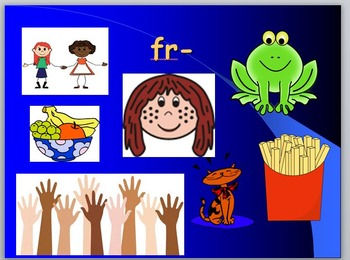 Consonant Blends: Crabby Crab Can Help You Teach Them