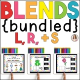 Consonant Blends Boom Cards | online learning