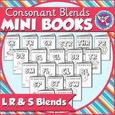 Consonant Blends Mini Books