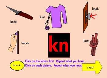 """Consonant Blends """"Mixed Blends""""  Interactive Ebook First Grade 5"""