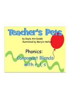 Consonant Blends Practice