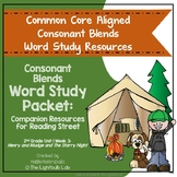 Consonant Blends Word Study Packet: (Henry and Mudge) Read