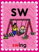 Kindergarten - !st Grade- Back to School-Consonant Blends & Digraph Charts