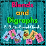 Kindergarten - !st Grade- Back to School-Consonant Blends