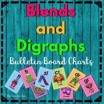 Kindergarten - !st Grade- Back to School-Consonant Blends