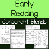 Consonant Blends with Short Vowels - Lessons, Reading Passages, & Questions