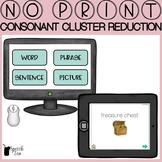 Consonant Cluster Reduction Progress Monitoring NO PRINT