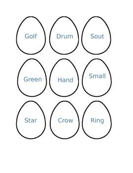 Consonant Cluster Sort
