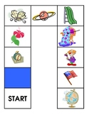 Consonant Clusters Board Games