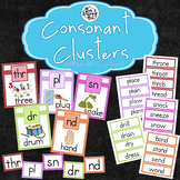 Consonant Clusters Posters