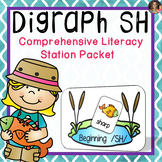 Digraph SH Word Work Packet