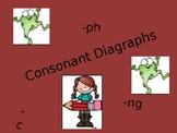 Consonant Diagraphs Powerpoint PPT TEKS