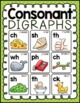 Phonics Consonant Digraph Activities Bundle