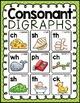Consonant Digraph Activities Bundle