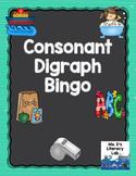 Consonant Digraph Bingo (-nt, -nk)