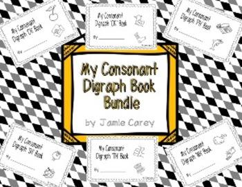 Consonant Digraph Book Bundle
