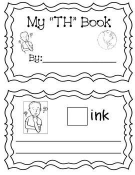 Digraph Books WH CH SH TH