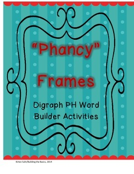 Consonant Digraph PH