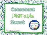 Consonant Digraph Scoot