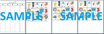 Digraph Sort (Fun cut and paste with options for differentiation!) Digraphs