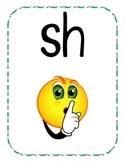 Consonant Digraph Visuals