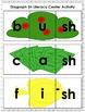 Consonant Digraph (sh, ch, th) Fun: Literacy Center Activity Pack