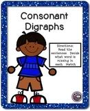 Consonant Digraphs sh th wh ch