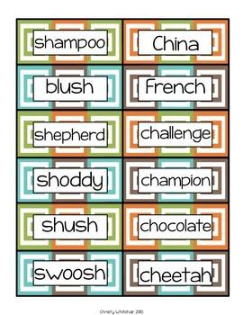 Consonant Digraphs in Upper Elemtnary; RTI