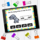 Consonant Digraphs Clip Cards for Phonics Centers and Phonics Activities