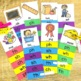 Consonant Digraphs Clip Cards for Phonics Centers and Phon