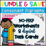 Consonant Digraphs Bundle| Distance Learning