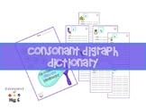 Consonant Digraphs Dictionary