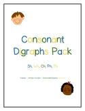Consonant Digraphs Pack
