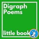 Digraphs: Consonant Digraph Poems (Little Book)