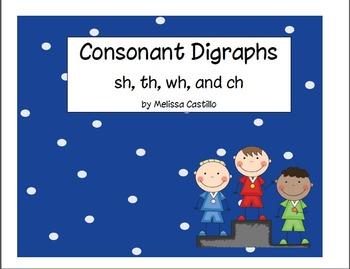 Consonant Digraphs Sort