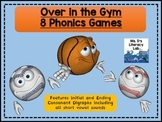 Consonant Digraphs (Sports)