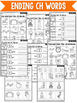 Consonant Digraphs Worksheets - Final CH DIGRAPHS Worksheets and Activities