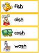 Consonant Digraphs Worksheets - Final SH DIGRAPHS Worksheets and Activities