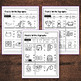 Consonant Digraphs Worksheets SH, CH, TH, WH, PH, KN, WR, QU - Find & Write
