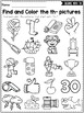 Consonant Digraphs Worksheets - TH DIGRAPHS Worksheets and Activities